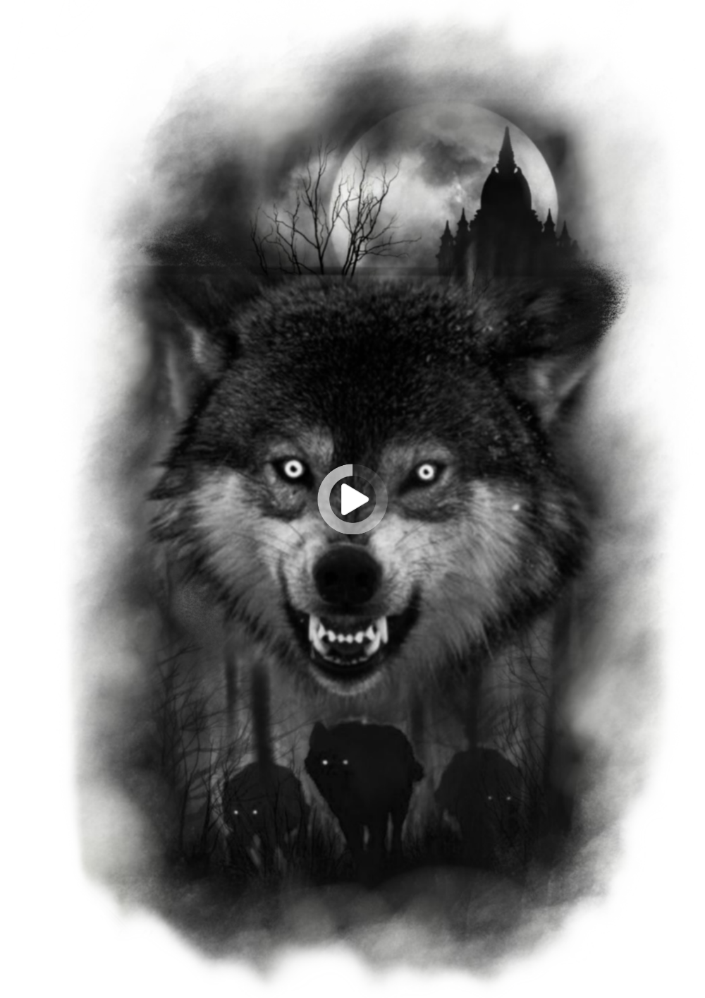 Pin By Keith Long On Wolves Wolf Tattoos Wolf Tattoos Men Wolf Png For Free Download Wolf Tattoos Men Wolf Tattoos Wolf Tattoo Sleeve