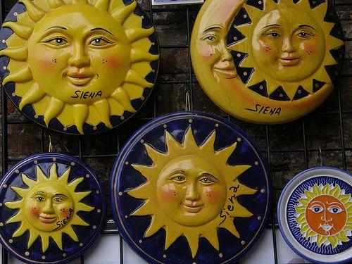 Siena Suns  #TuscanyAgriturismoGiratola
