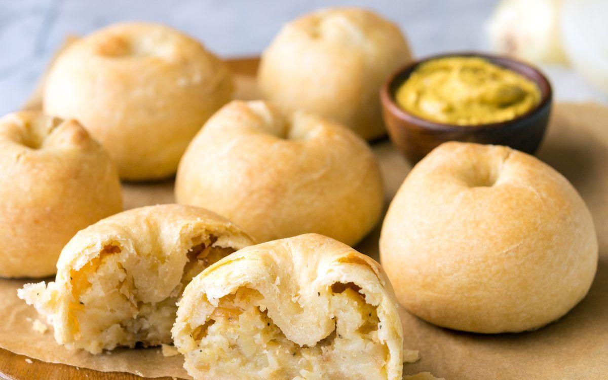 New York Style Knishes Vegan Jewish Recipes Kosher Recipes