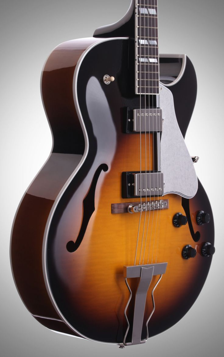 Gibson Es 175 Hollowbody Electric Guitar Shared By The Lewis