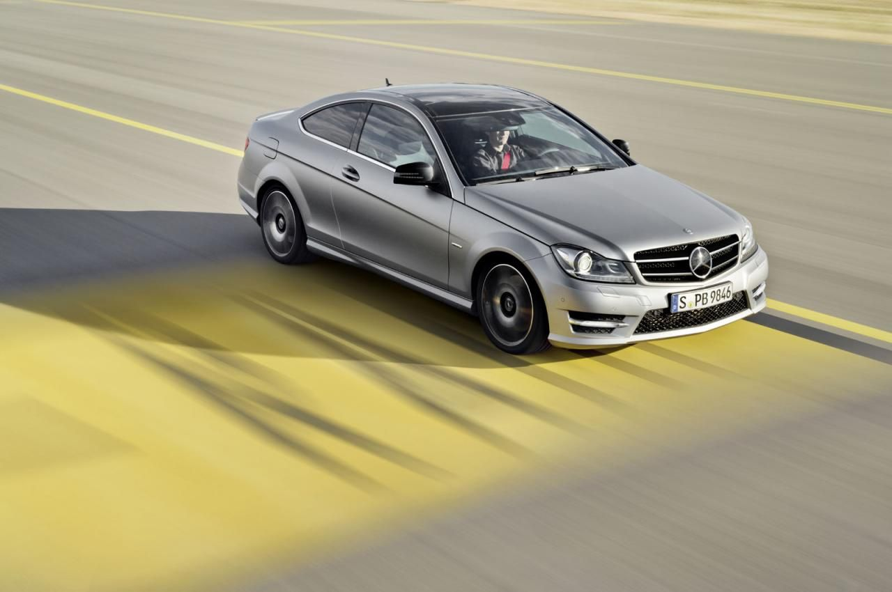 C Class Coupe Sport U0026 AMG Sports Package   MBClub UK   Bringing Together  Mercedes