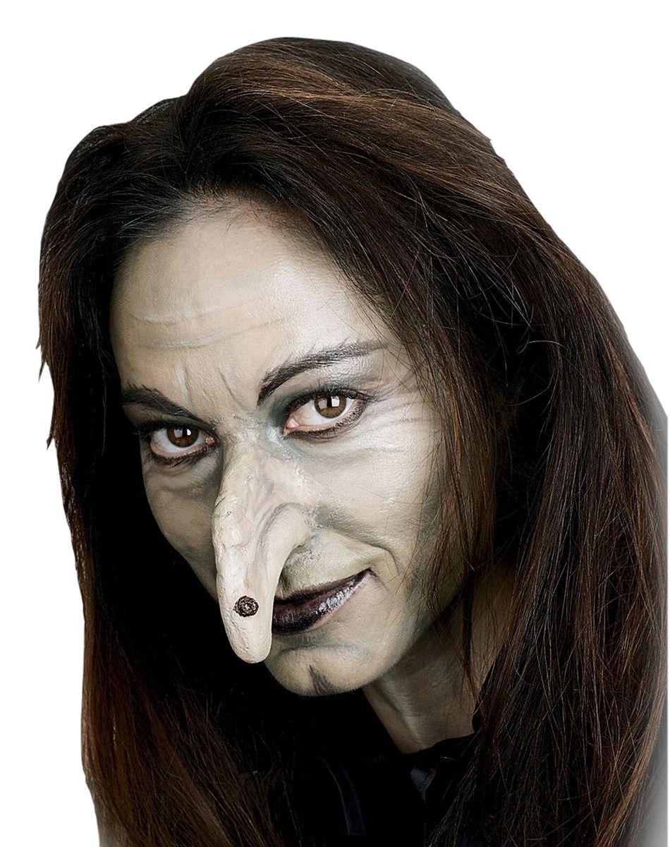 Witch Nose Adhesive Makeup – Spirit Halloween | Witches & Warlock ...