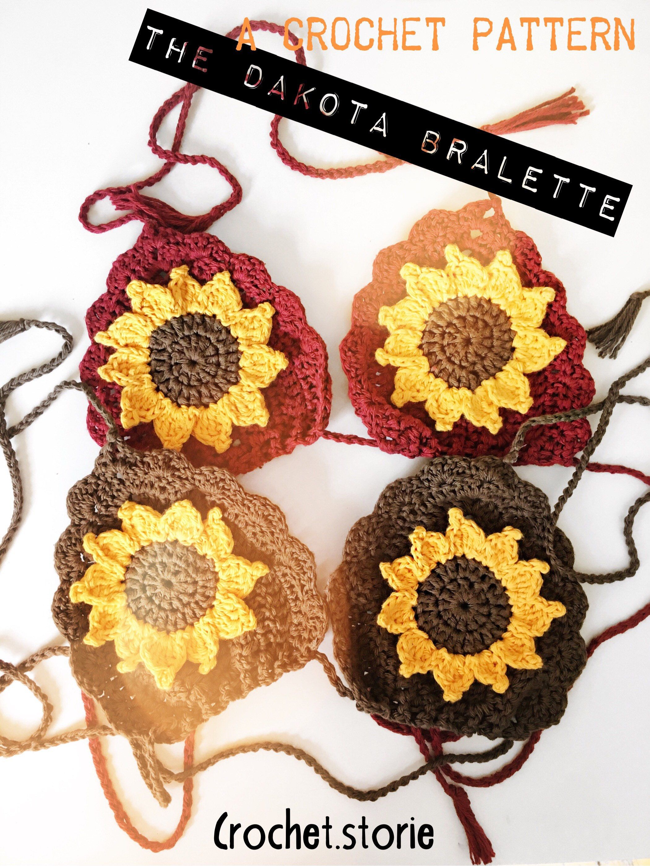Crochet pattern the dakota bralette pattern 1 size crop top crochet pattern the dakota bralette pattern size crop top pattern easy pattern beginner crochet pattern pdf crochet pattern bankloansurffo Gallery