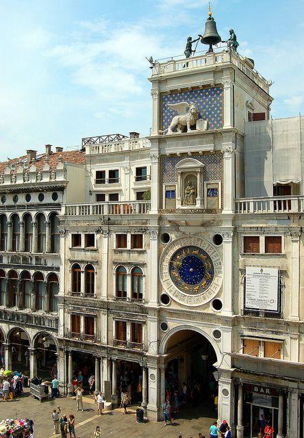 #Venecia  #Plaza_San_Marcos