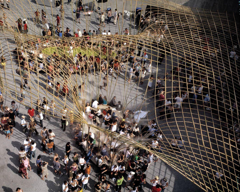 Architecture & MoMA/P.S.1 Canopy | nARCHITECTS | Landscape Architecture ...