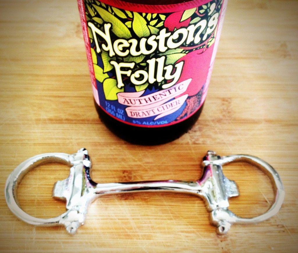 Newtons Folly hard cider is the best! GlutenFree GF