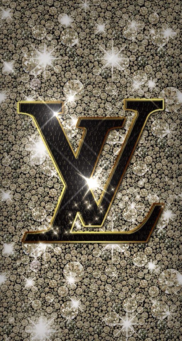 Sparkling LOUIS Vuitton - Luxurydotcom