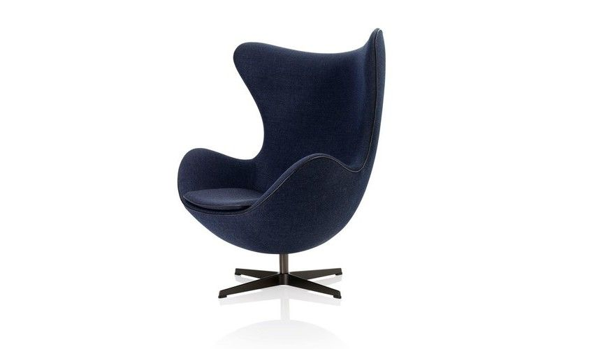limited edition egg chair/das ei sessel stoff | fritz hansen, Hause deko