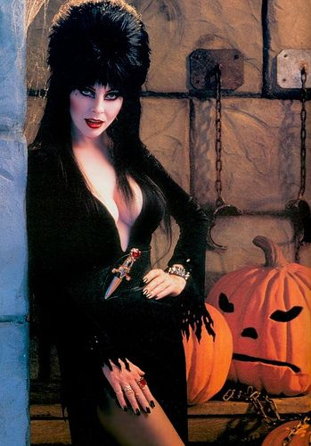 She is the Mistress of the Dark and the Queen of Halloween combining horror allure and laughter in amazing ways She is Elvira of course and Elvira costumes allow anyone to walk in her Gothic and stylish shoes if only for one ghoulish night