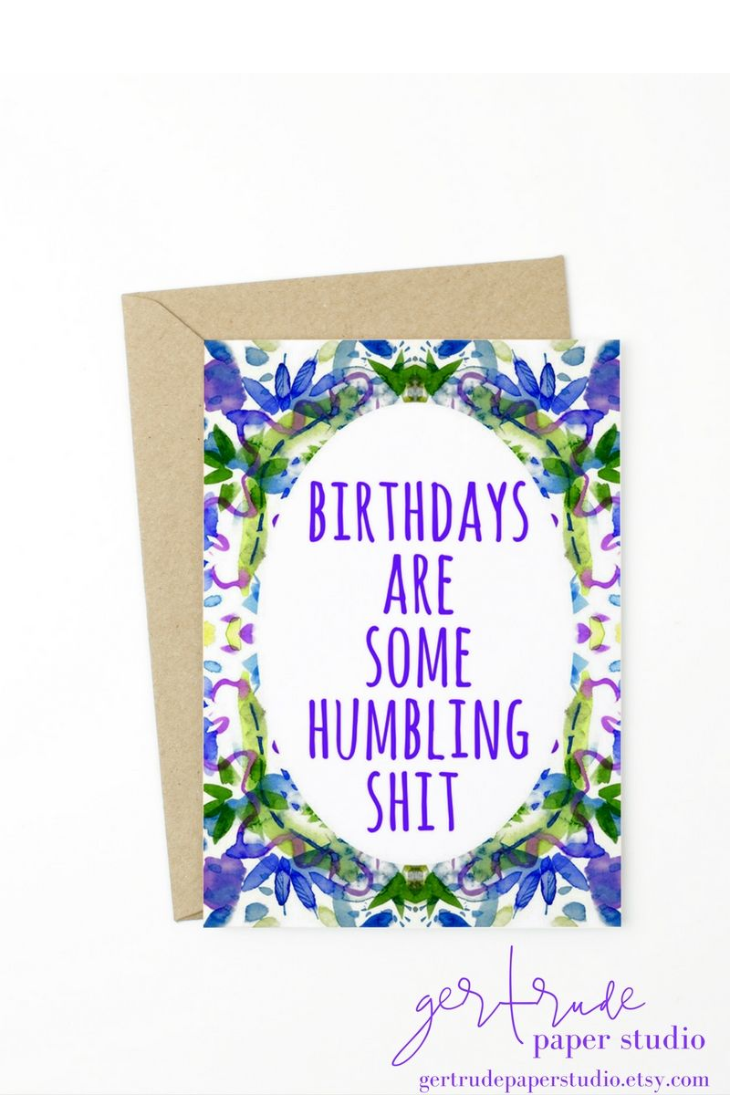 Funny Greeting Cards Gift Ideas For Best Friend 30th Birthday Her