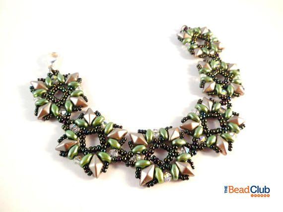 Diamonduo Bead Patterns Diamonduo Bracelet Tutorials Beaded
