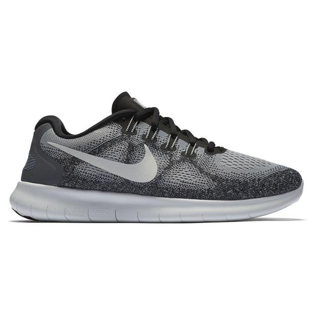 best cheap ba16b f7c6c Nike Free RN 2017 Womens Running Shoe, Grey  Elverys Site