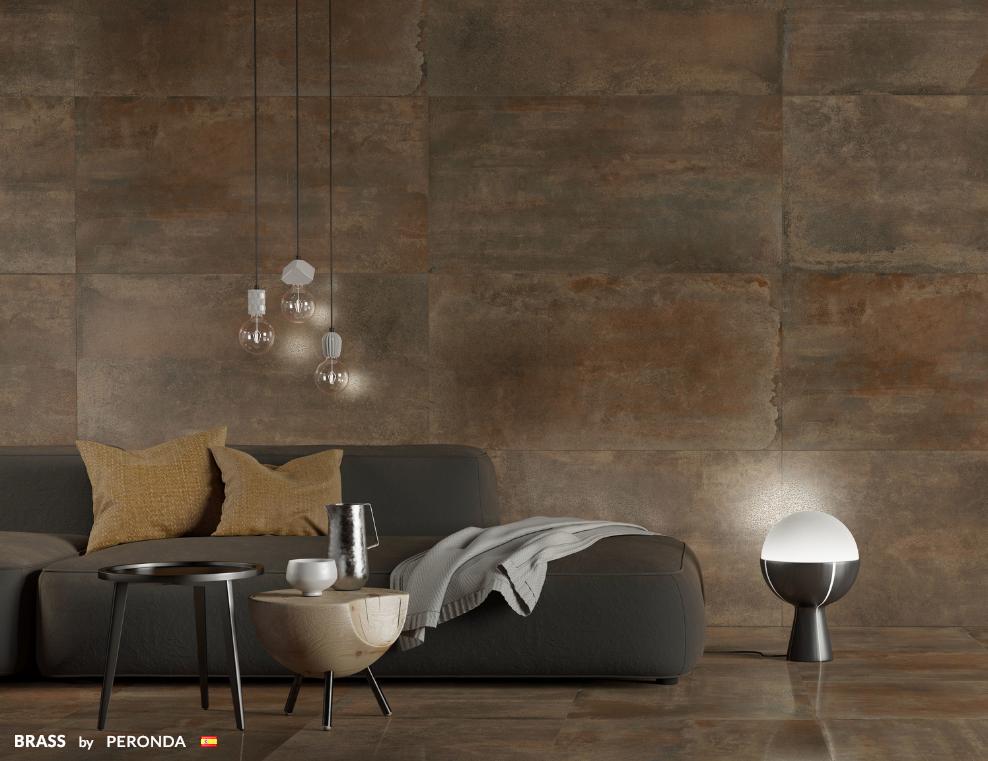 Floor Tiles Wall Metallic Brass Peronda Porcelain Metal Bronze Tiledealer Wall And Floor Tiles Flooring Tiles