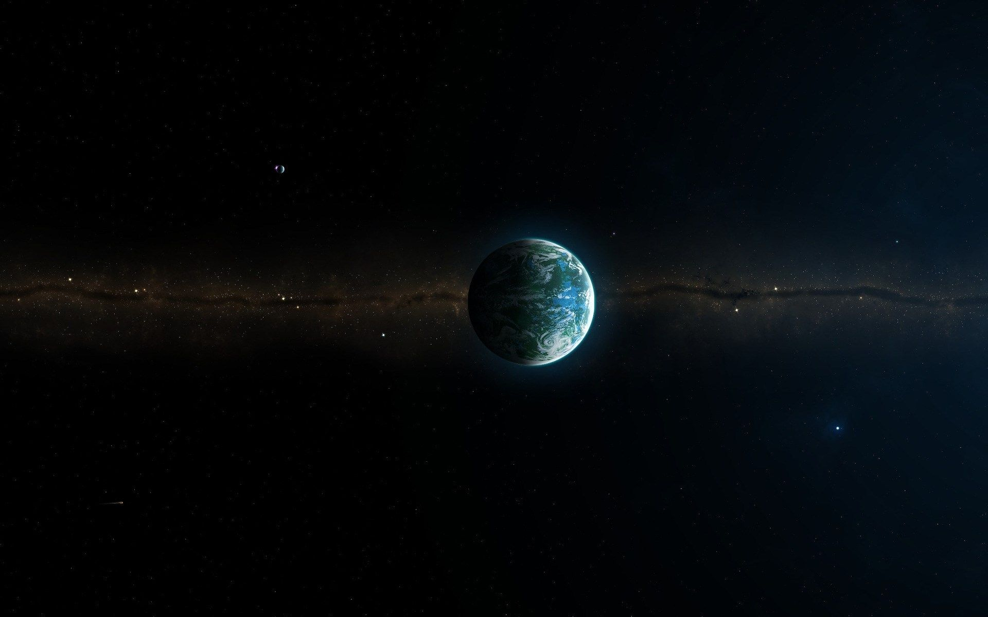 1920x1200 Background High Resolution Planet Computer Wallpaper