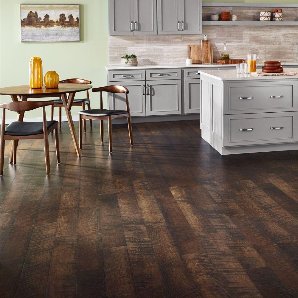 Pergo Outlast And Molasses Maple 10 Mm Thick X 6 1 8 In