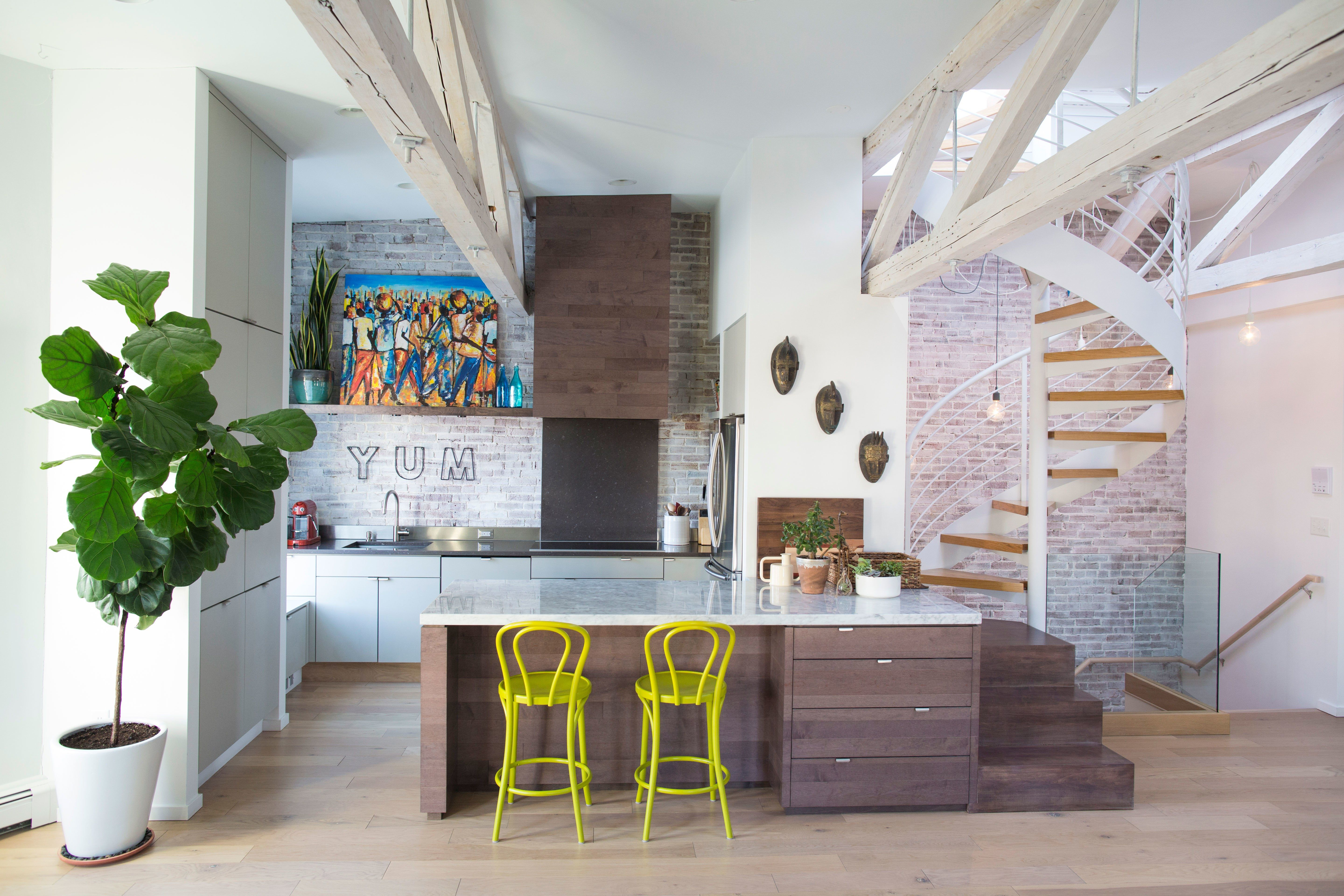 A Contemporary Kitchen Makeover By Alan Ricks Of Mass Design Group