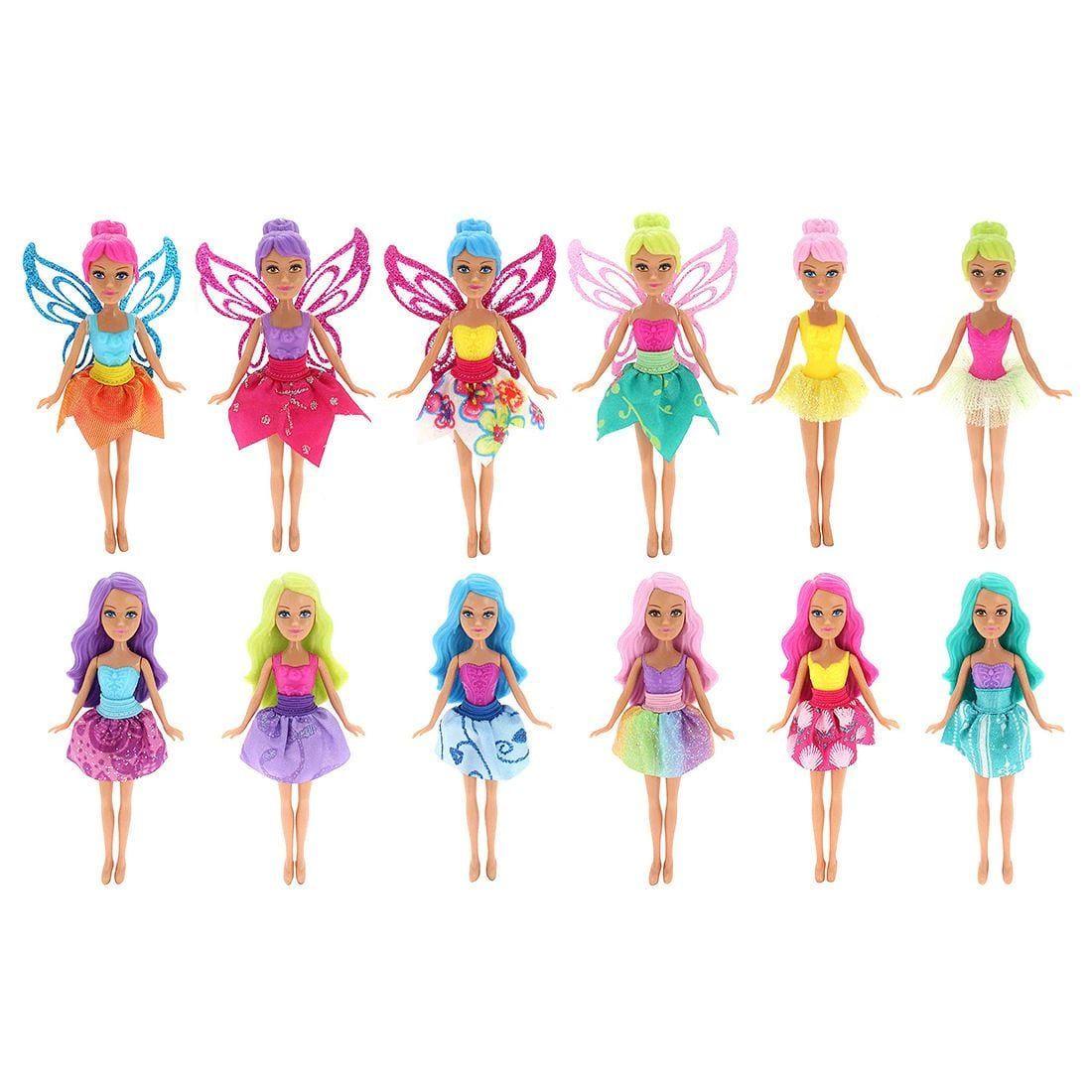 Sparkle Girlz Mini Doll In Cone Assorted   dolls   Dolls, Mini, Sparkle