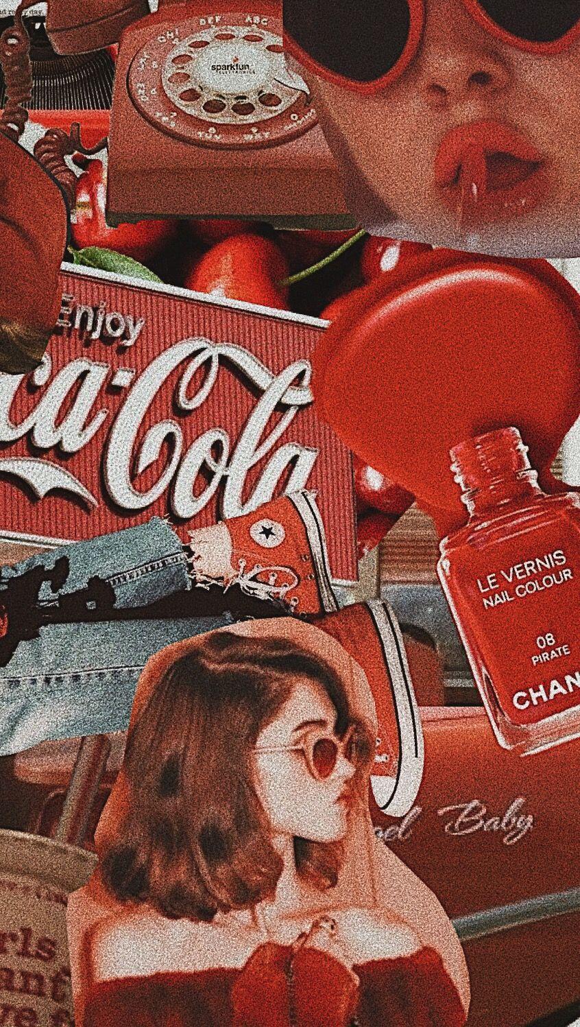 Baddie Aesthetic Wallpapers Red
