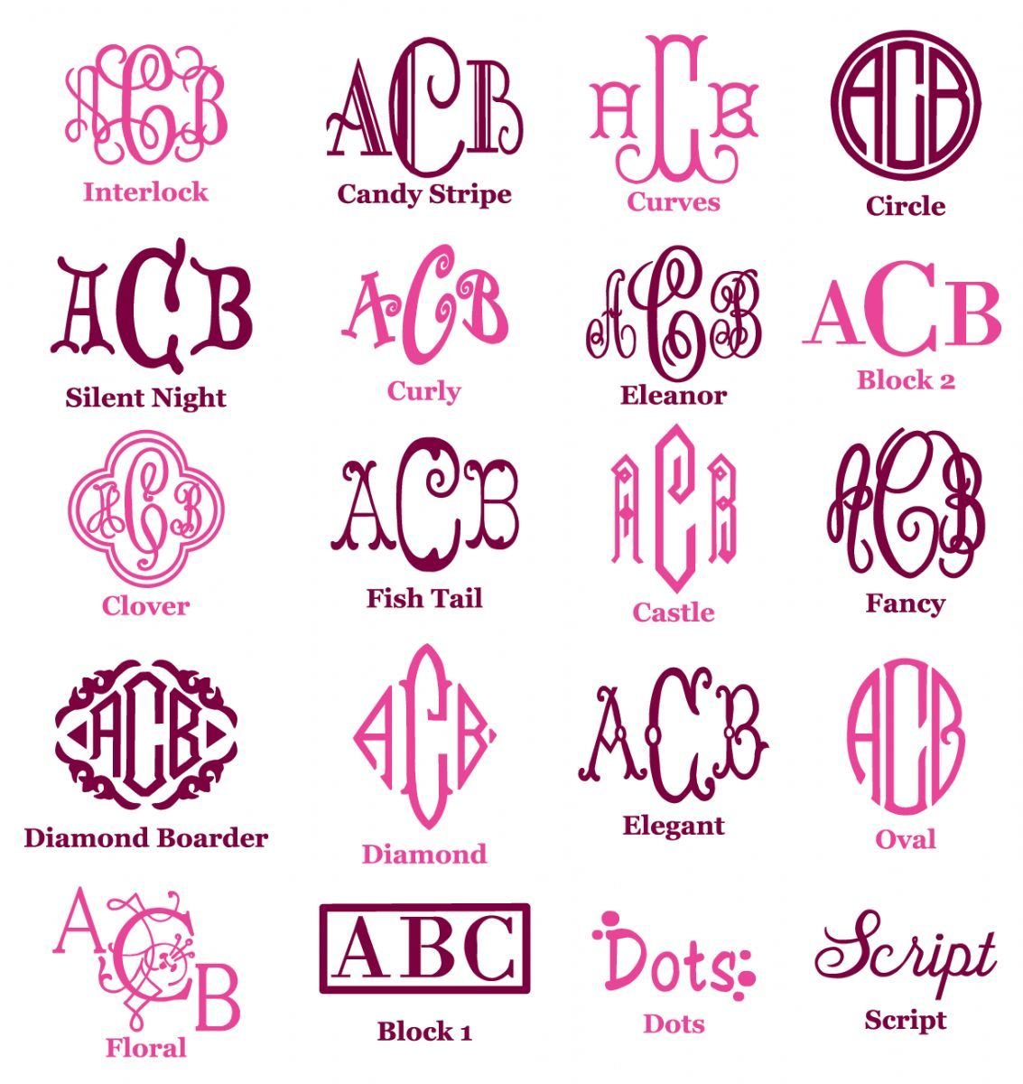 Monograms etc this site has a lot of great stuff personalized and monograms etc this site has a lot of great stuff personalized and monogrammed gifts negle Gallery