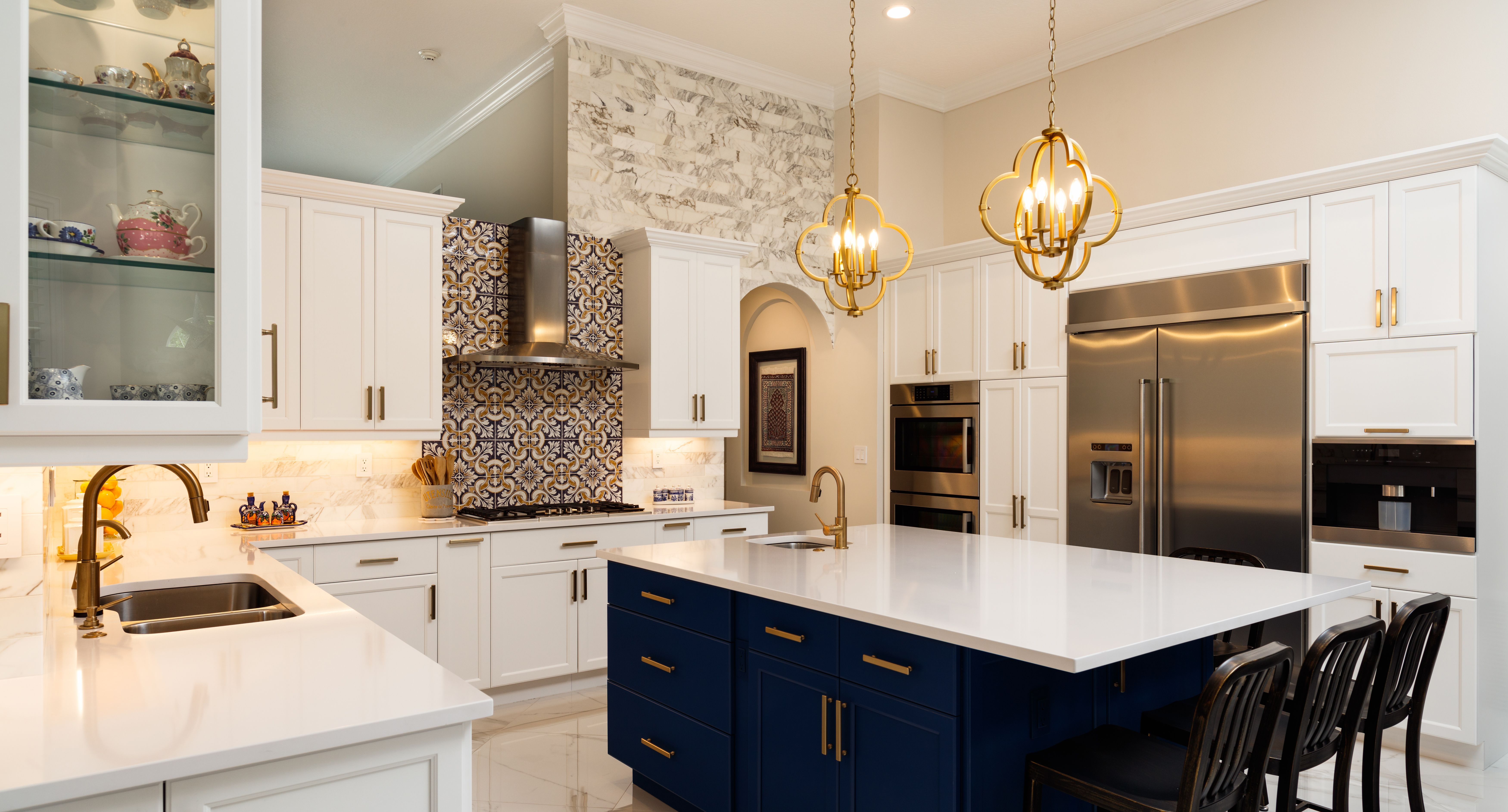 Inspiration For A Gorgeous Flooring Or Kitchen Remodel White