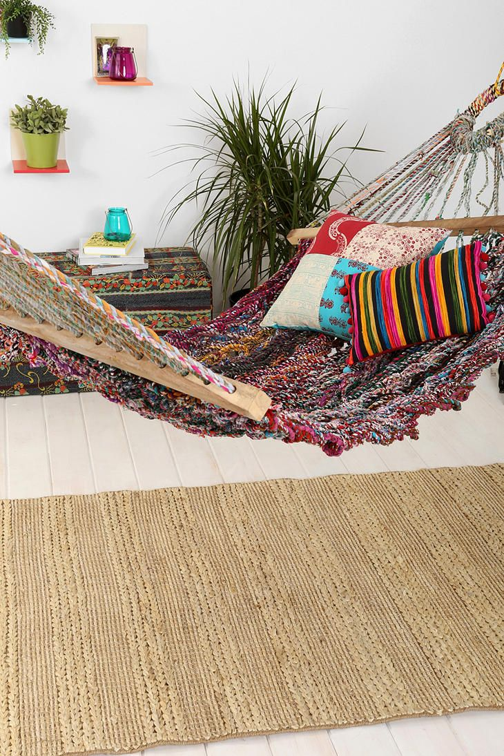 Magical thinking large woven hammock magical thinking outdoor