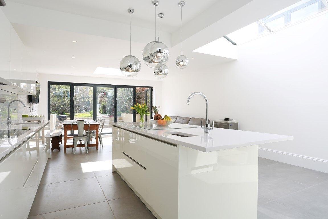 Wow factor kitchen island design in an