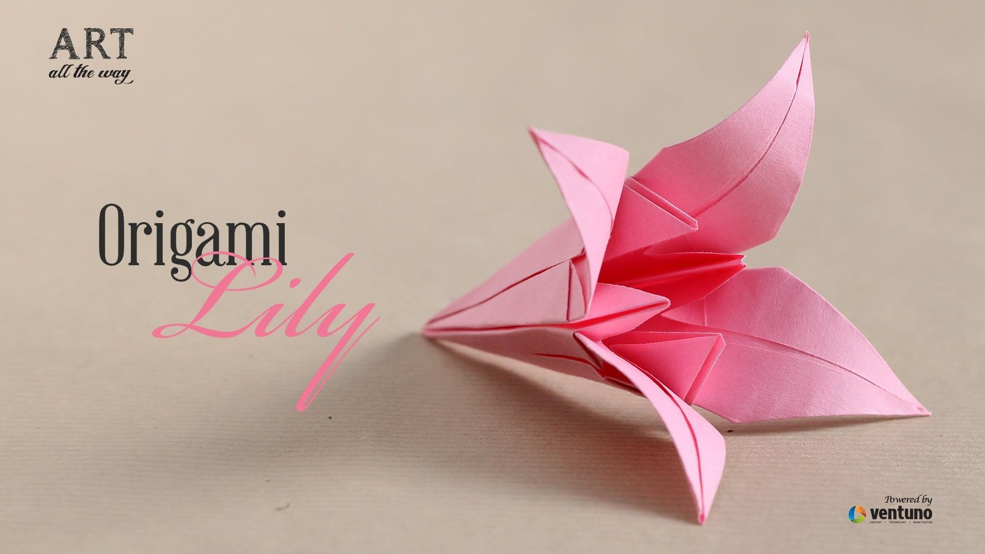 10 Awesome Origami Iris Origami Lily Instructions Image Collections Form 1040 Instructions From Orig Origami Lily Instructions Origami Lily Easy Origami Rose