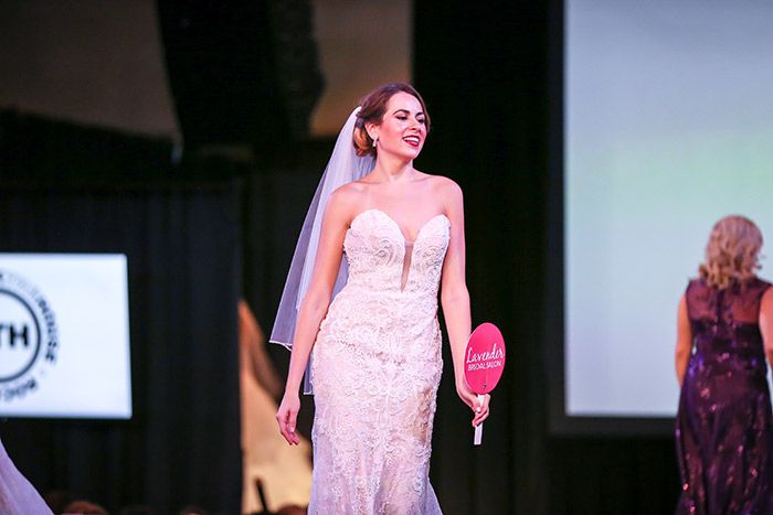 January Akron Bridal Show Fashion Gallery Gowns for