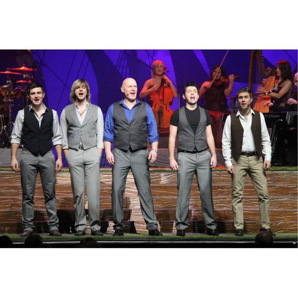 The Whole Gang Celtic thunder, Celtic music, Celtic