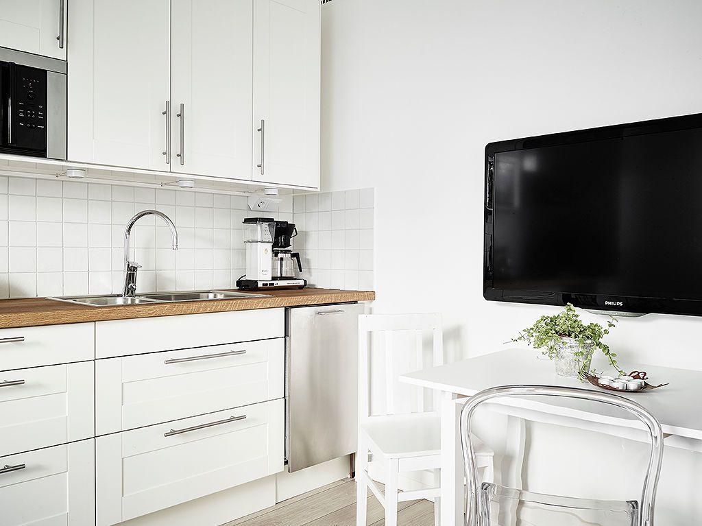 estilo nórdico escandinavo diseño de interiores pequeños diseño ...