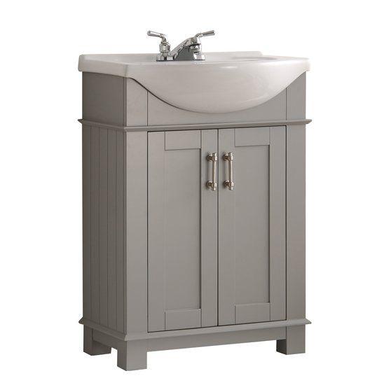 Cambria 24 Single Bathroom Vanity Traditional Bathroom Single Bathroom Vanity Vanity
