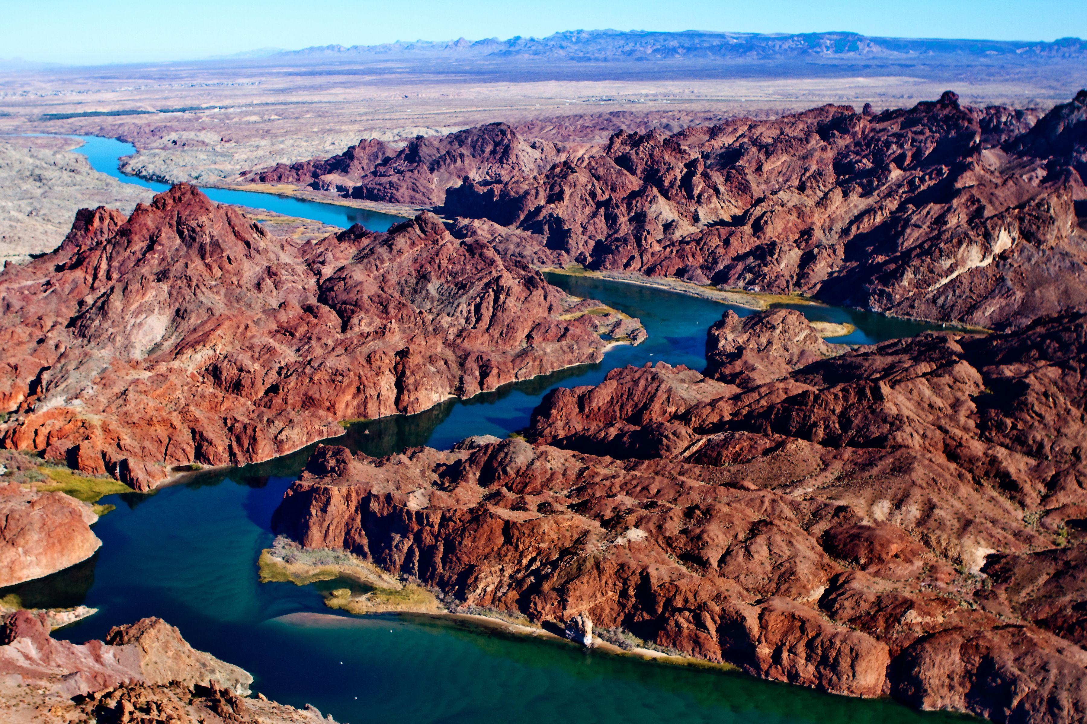 Colorado River, Lake Havasu City, AZ