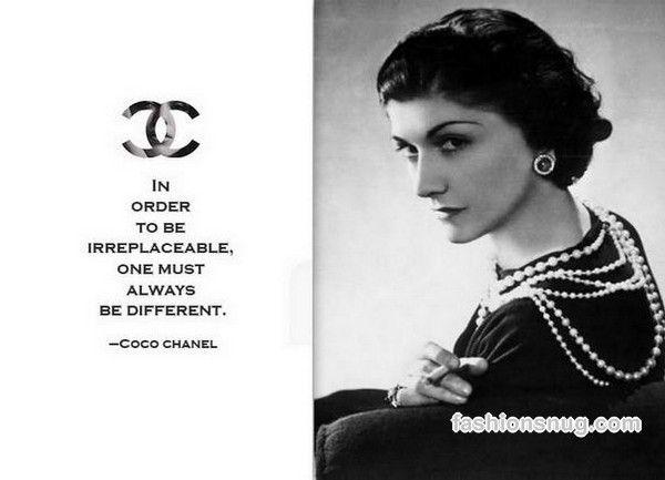 Top 10 International Fashion Designers Fashion Quotes Coco Chanel Coco Chanel Quotes Coco Chanel Fashion