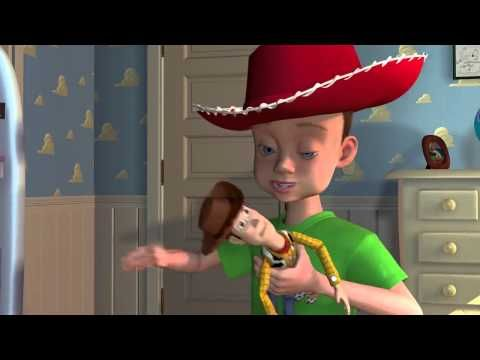 Toy Story All Of Woody Pull String Phases Youtube Yumminess
