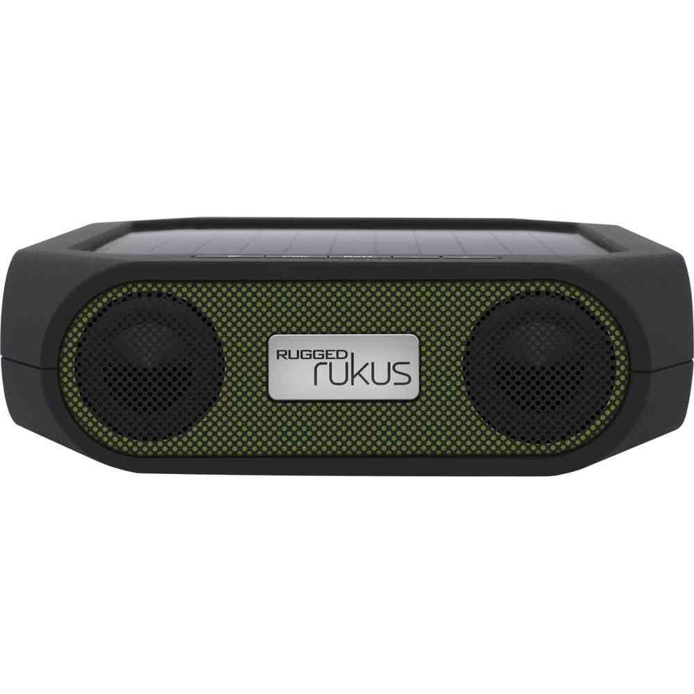 Eton rugged rukus solarpowered bluetooth speaker cell