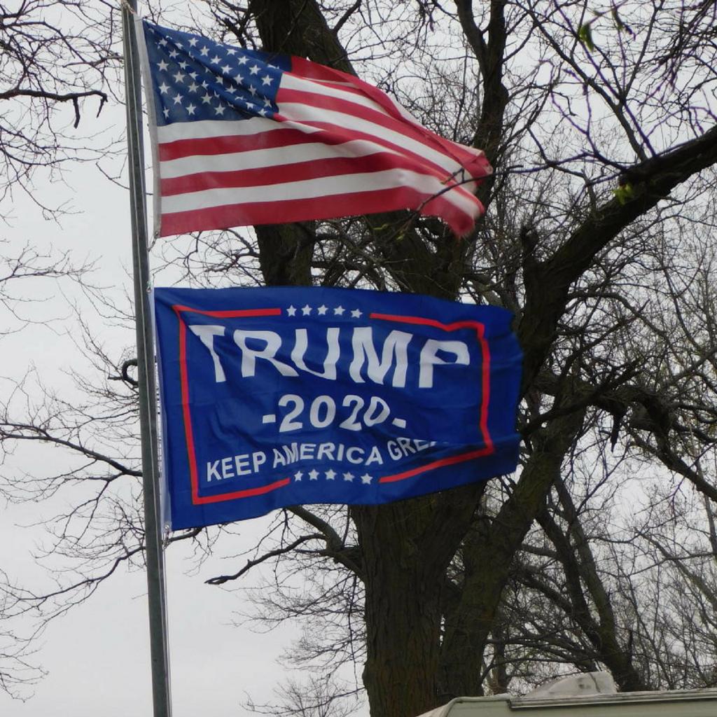 Trump 2020 Keep America Great Flag Trump flag, America