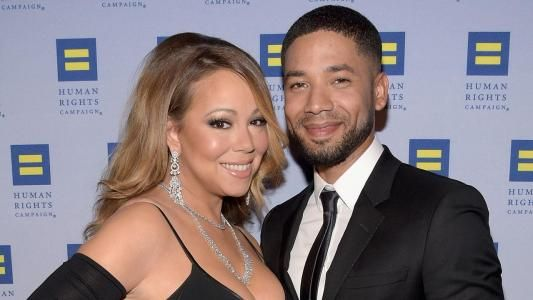 EXCLUSIVE: 'Empire' Star Jussie Smollett Gushes Over 'Amazing' Mariah Carey