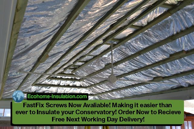Diy Conservatory Roof Insulation Kits To Save You Money On Bills And Keep Your Conservator Conservatory Roof Insulation Roof Insulation Conservatory Insulation