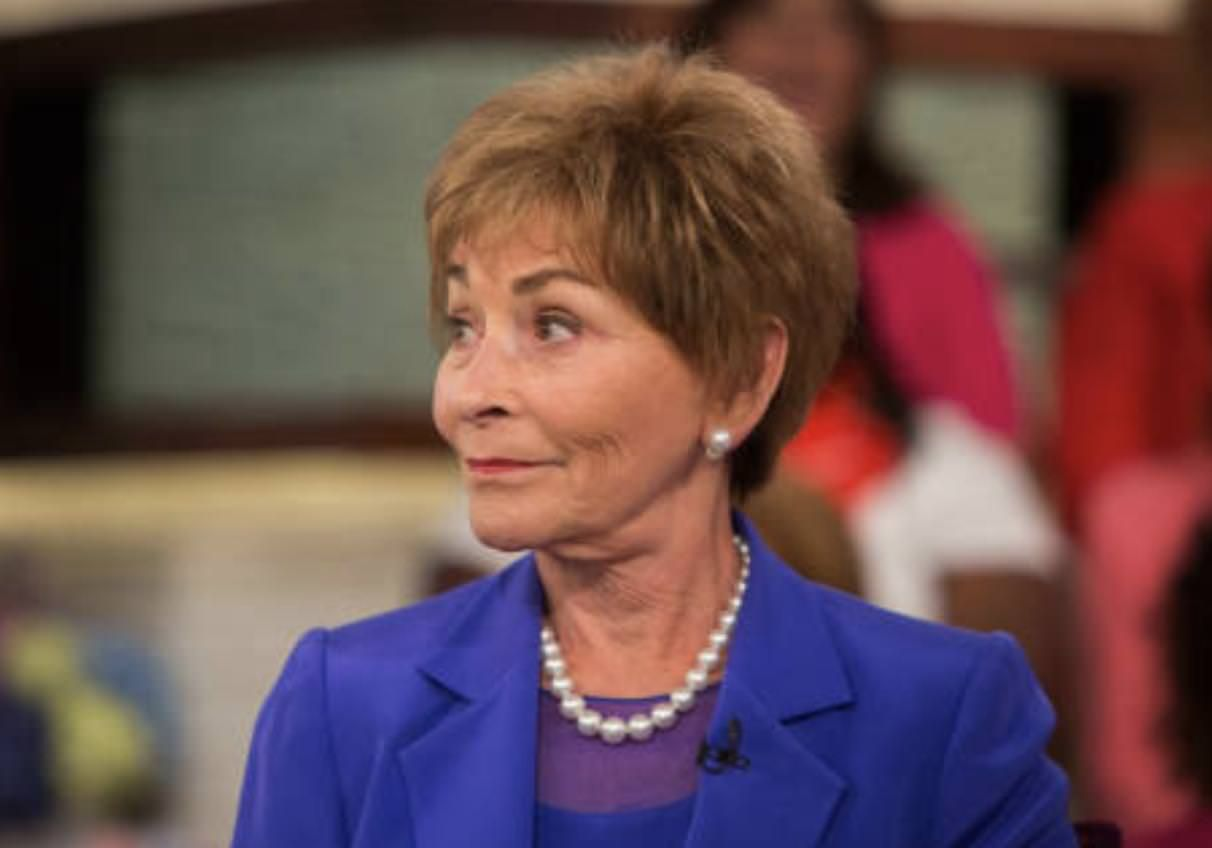 The Untold Truth Of Judge Judy Judge Judy Judge Judy