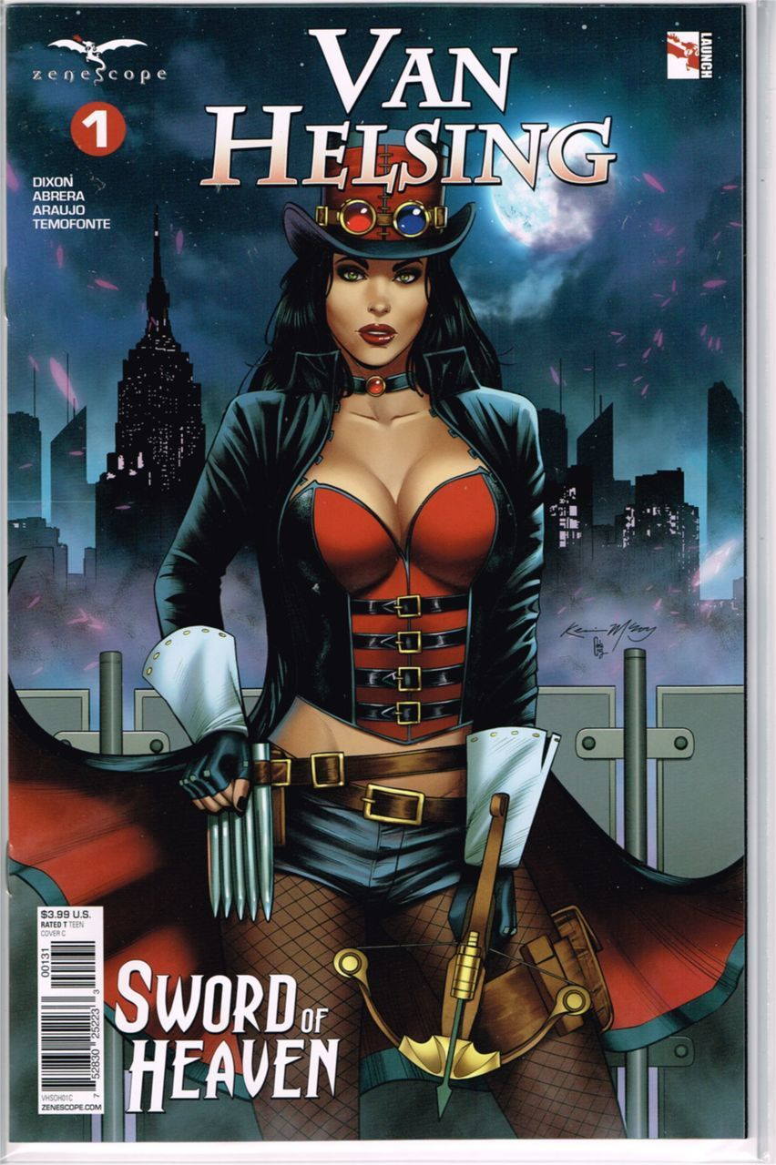 Grimm Fairy Tales Vault 35 The Library #3 Cover A VF//NM Zenescope Ent Comic