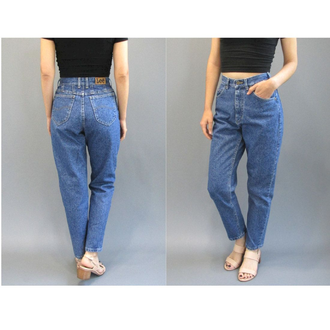 size 28 90s jordache high waist mom jeans size 28. Black Bedroom Furniture Sets. Home Design Ideas