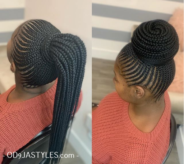 Braided Hairstyles For Black Womenn 2020 Braided Hairstyles For Black Women Braided Hairstyles Fo Cornrow Hairstyles Hair Styles African Hair Braiding Styles