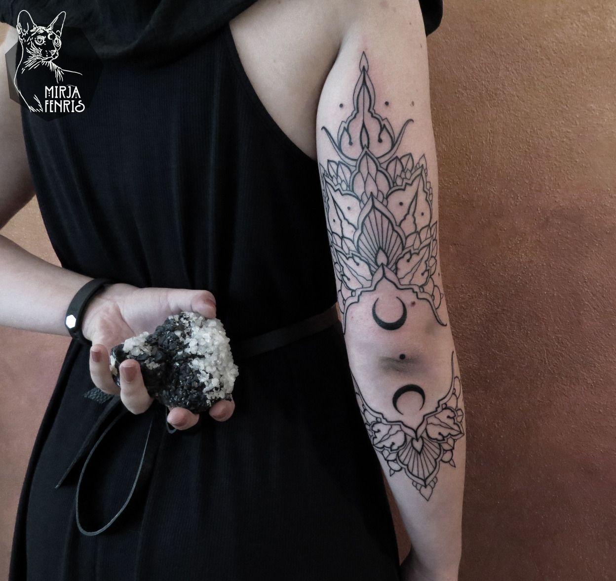 Photo of Mirja Fenris Tattoo