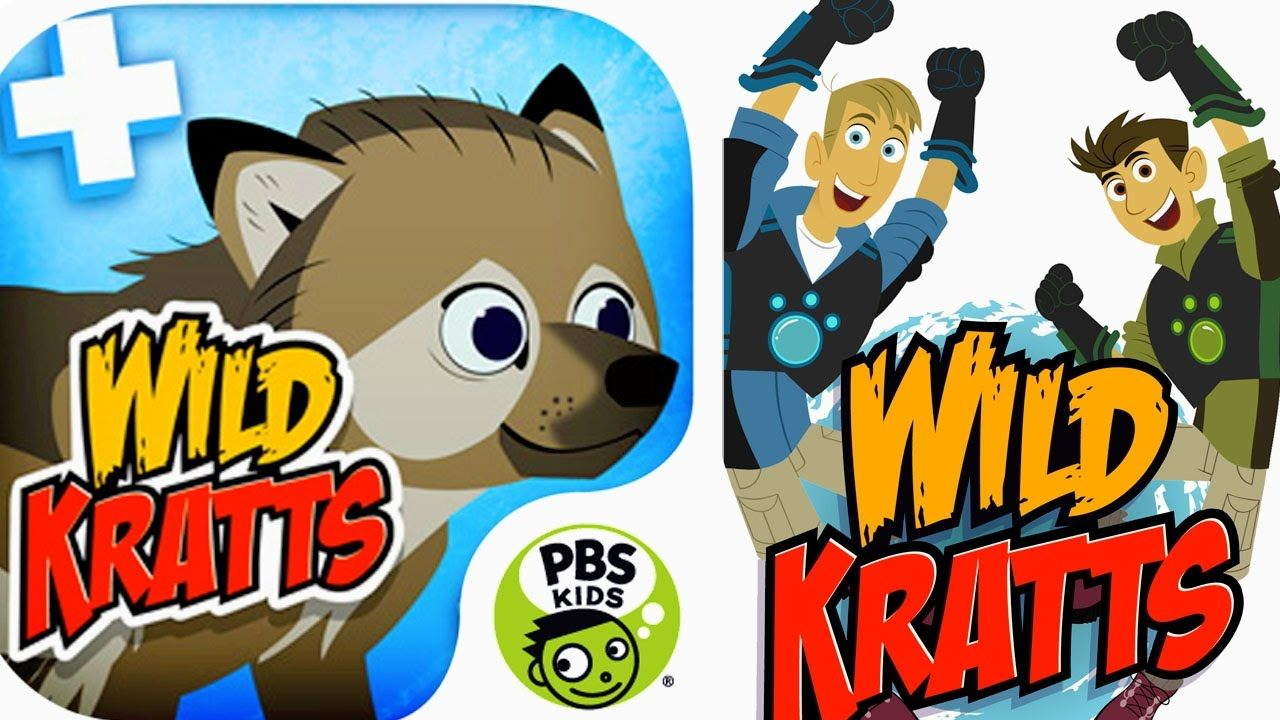 pbs kids wild kratts power suit maker new full episode video