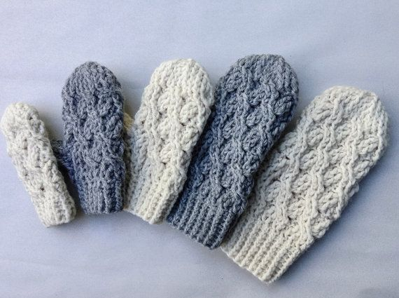 Crochet Pattern Crochet Mitten Pattern The Cadence Mittens Crochet Mittens Pattern Crochet Mittens Mittens Pattern