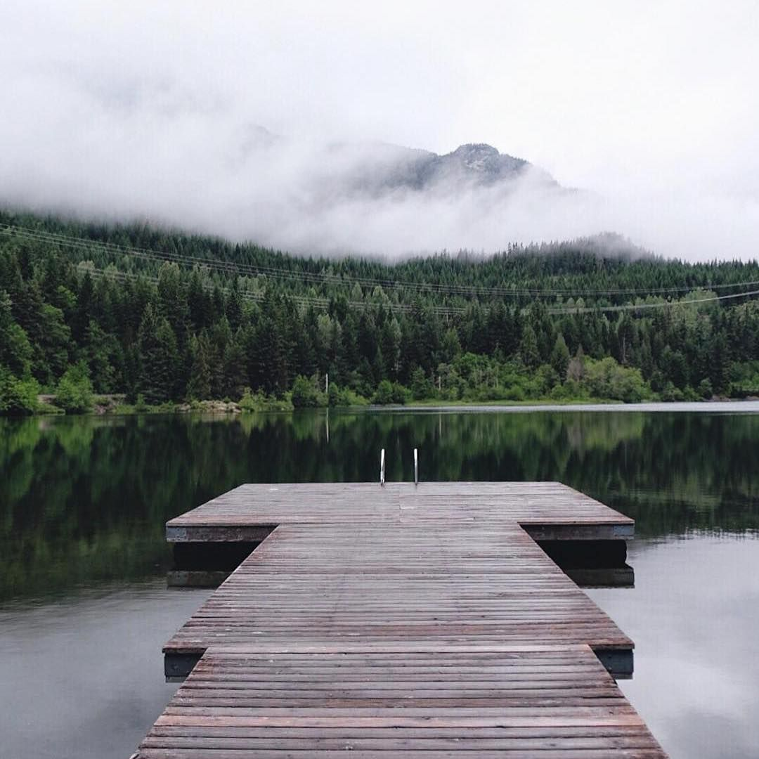 Serenity now #ownyouram (@punkodelish)#repost #harrys #peace #relax #mountain