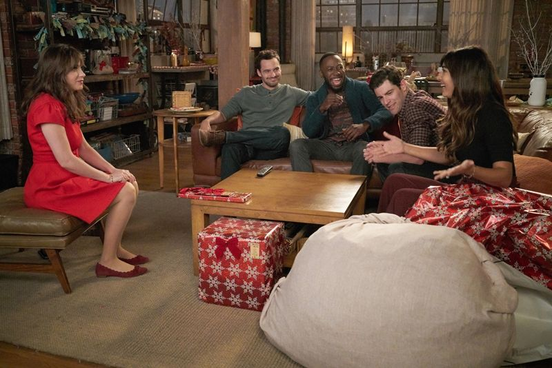 "New Girl | 6.10 ""Christmas Eve Eve"" - Promotional Photos"