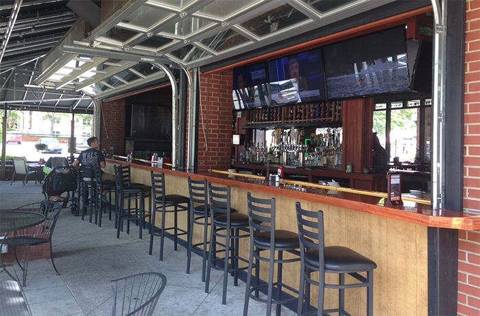 Outside Bar Work In 2019 Patio Outside Bars Roll Up