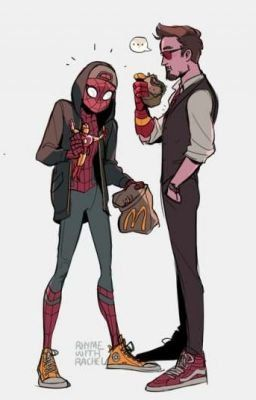 You're enough for me (Irondad & Spiderson) - Ch.5 - Meeting The Avengers - #Avengers #Ch5 #Irondad #Meeting #Spiderson #YouRe #peterparker