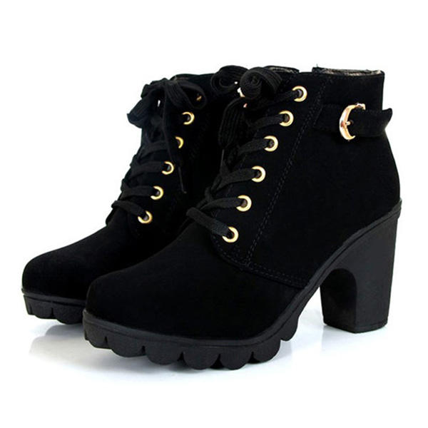 Boots, Winter ankle boots, Suede shoes